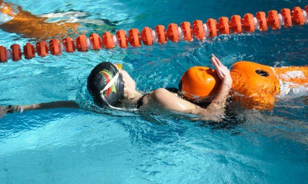 Corso di avviamento al Nuoto per salvamento